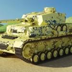 تصميم ثلاثي الأبعاد لدبابة حربية