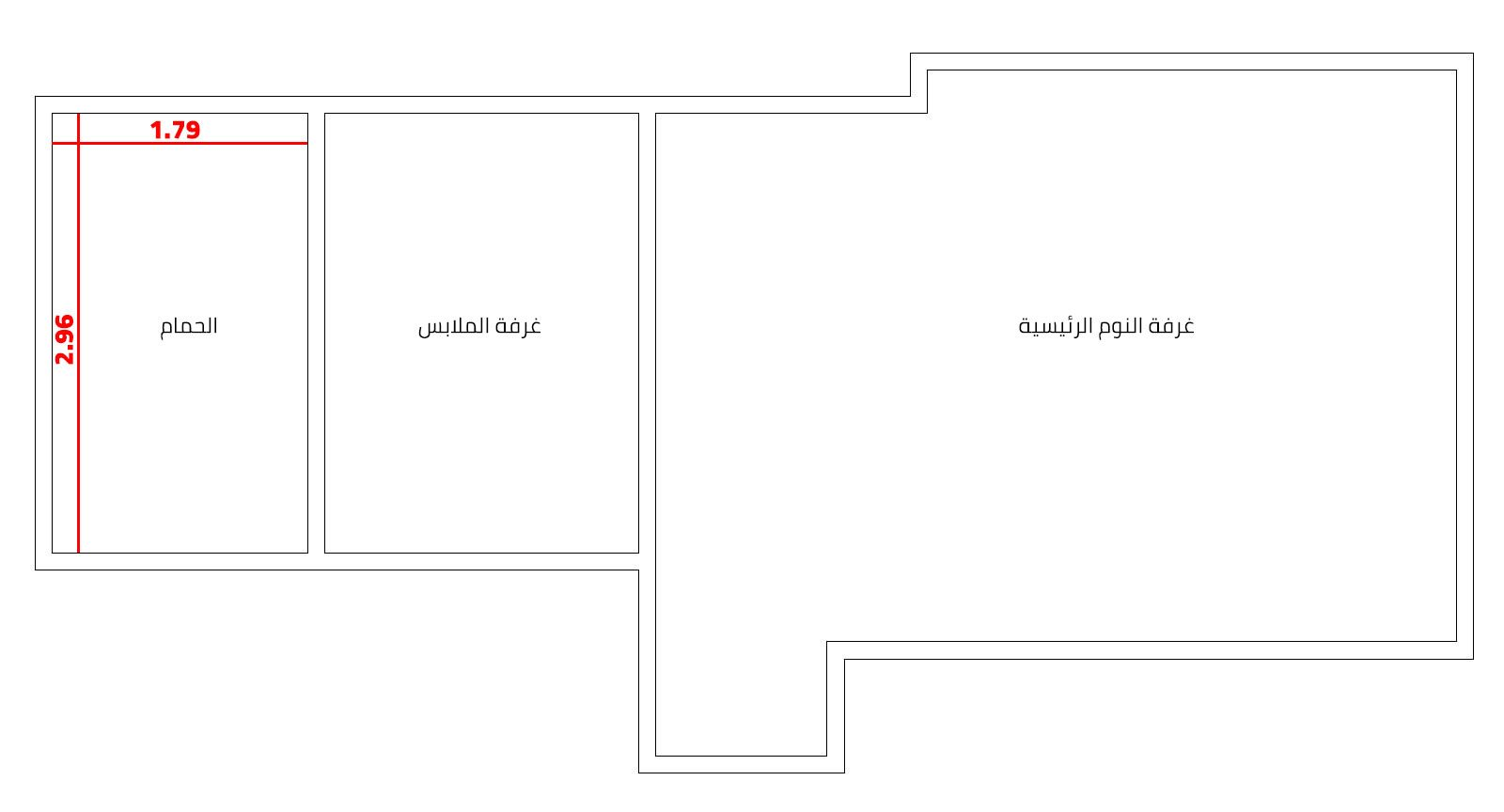 مخطط-منزل-أوتوكاد