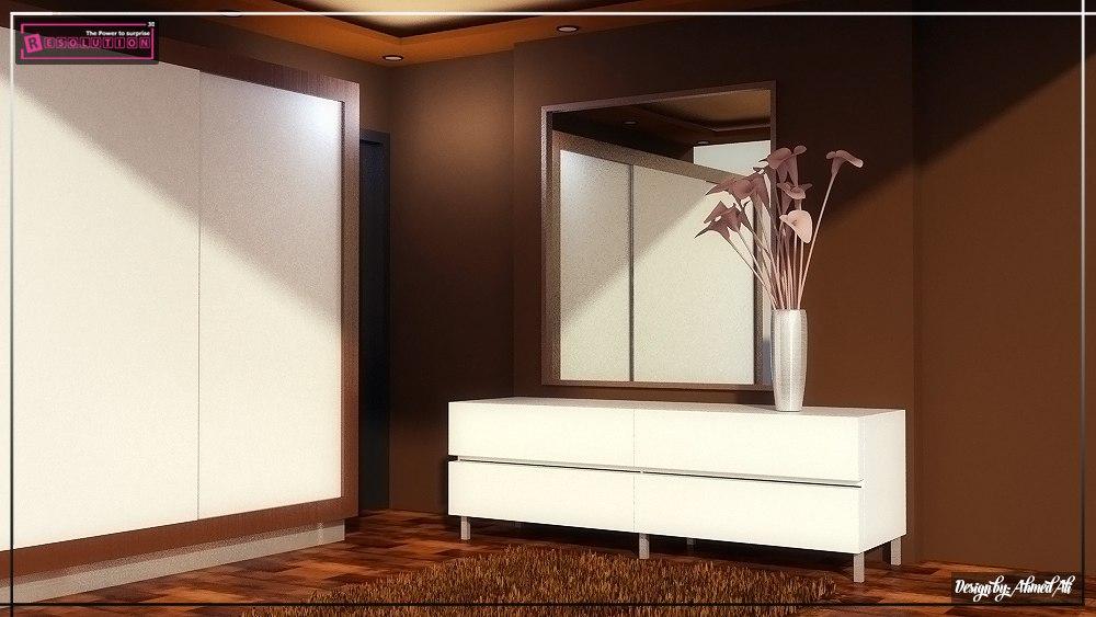 ديكور, غرف, نوم