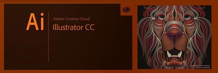 Adobe-Illustrator - برنامج تصميم شعارات