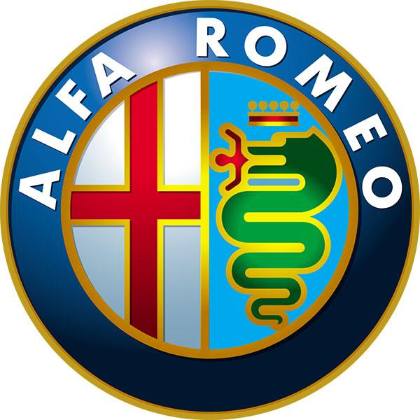 شعارات السيارات - ALFA ROMEO