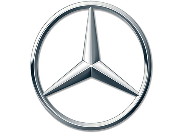 شعارات السيارات - MERCEDES-BENZ