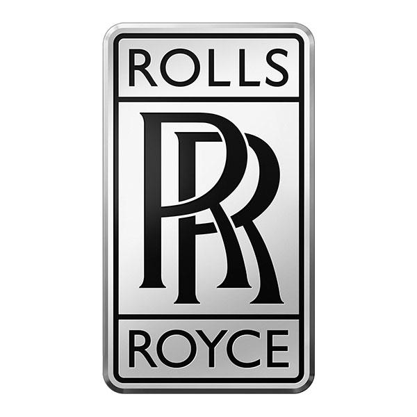 شعارات السيارات - ROLLS ROYCE