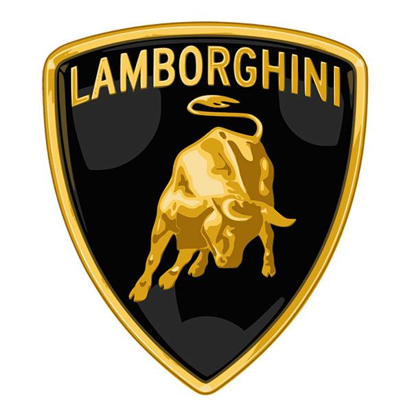 شعارات السيارات - LAMBORGHINI