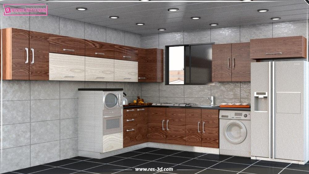 Kitchen Design-تصميم مطبخ 2