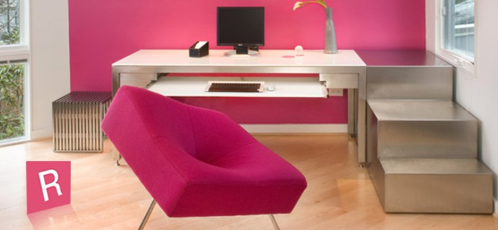 colorful office design Thumbnail